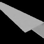Bandeau de faitage lisse